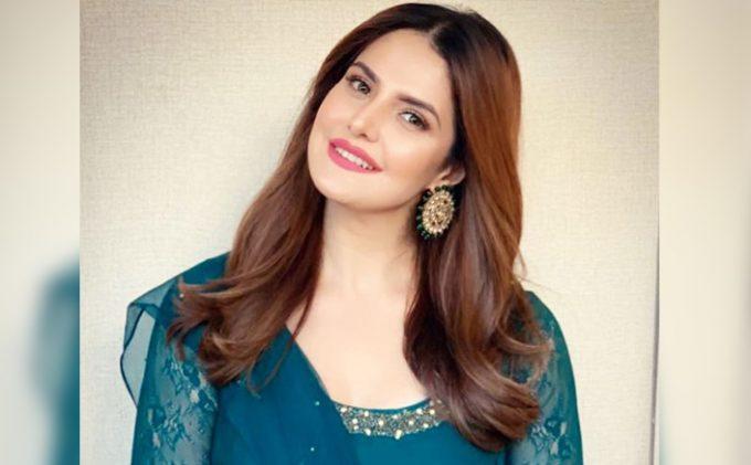Khan zarine Zarine Khan's
