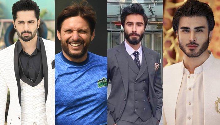 Handsome pakistani most Top 15