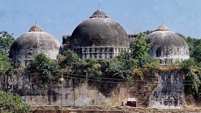Modi to lay foundation stone of Ayodhya temple on Babri Masjid ...