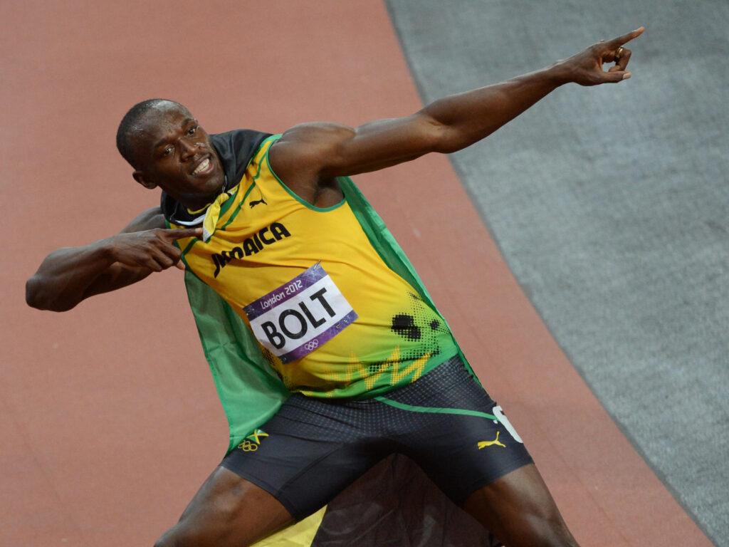 Usain Bolt 2021