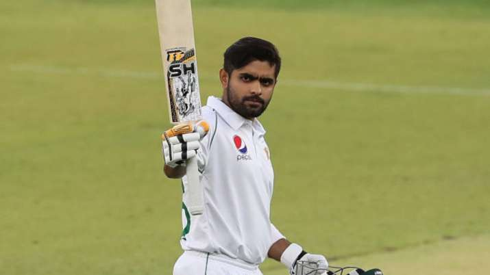 Babar Azam became the seventh Pakistani to score a half-century in ...