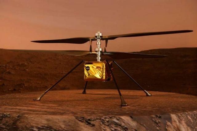 Nasa Rover life on mars