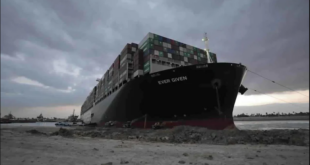 Egypt seizes Suez ship Ever Given