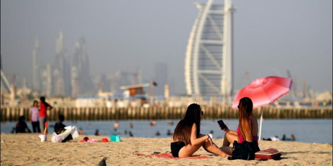 Group of Women Arrested in Dubai Over Nude Photoshoot - FH